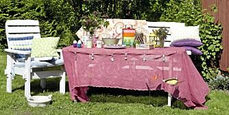 HAGEKROK: Finn dine møbelfavoritter og produkter til uteplassen i sommer.