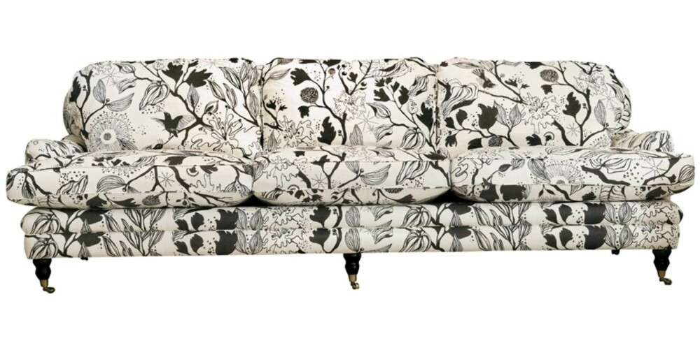 RIMELIGERE KLASSIKER: Sofaen Howard sparer du inntil 6800 kroner på.