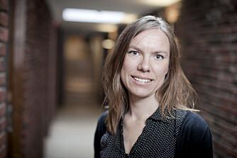 VIKTIG TEMA: Valgforsker Signe Bock Segaard ved Institutt for samfunnsforskning sier det er viktig å belyse likestilling i politikken. - I Danmark er det nærmest tabu å snakke om, og det gir utslag. Selv om det ikke finnes enkle løsninger er det viktig at det settes på dagsorden, sier hun.