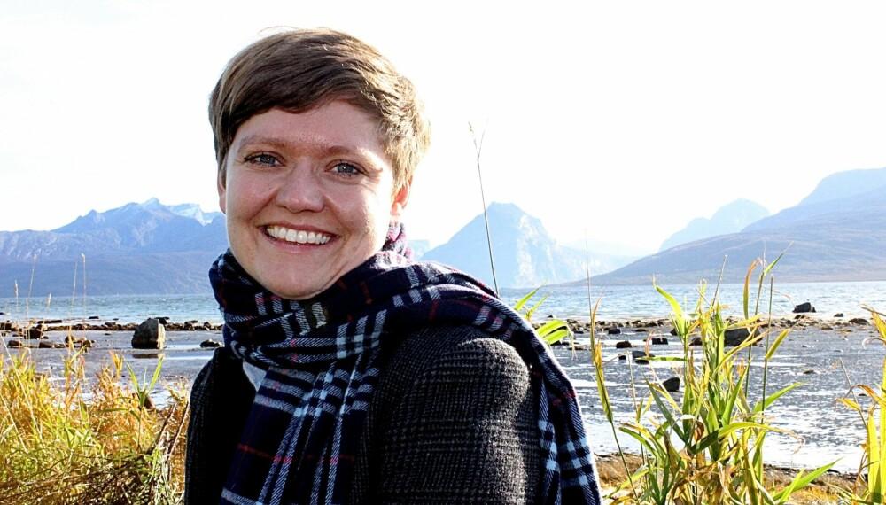 VALD MOT KVINNER: - Fridom frå vald og overgrep er ein føresetnad for likestilling, meiner Helga Eggebø. I morgon er det den internasjonale dagen mot vald mot kvinner.