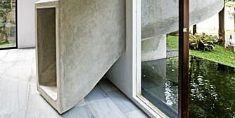 SKLIE: Hus med sklie, tegnet av Aboday arkitekter, Malaysia.