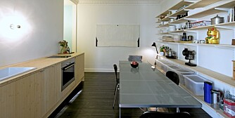 SMART INNREDNING: Har du liten plass? Tenk flerbruksløsninger og smart oppbevaring.