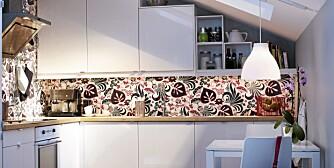 sbki11a rlki11a Per Gunnarsson kjøkken med kjøkkenskap fra Ikea