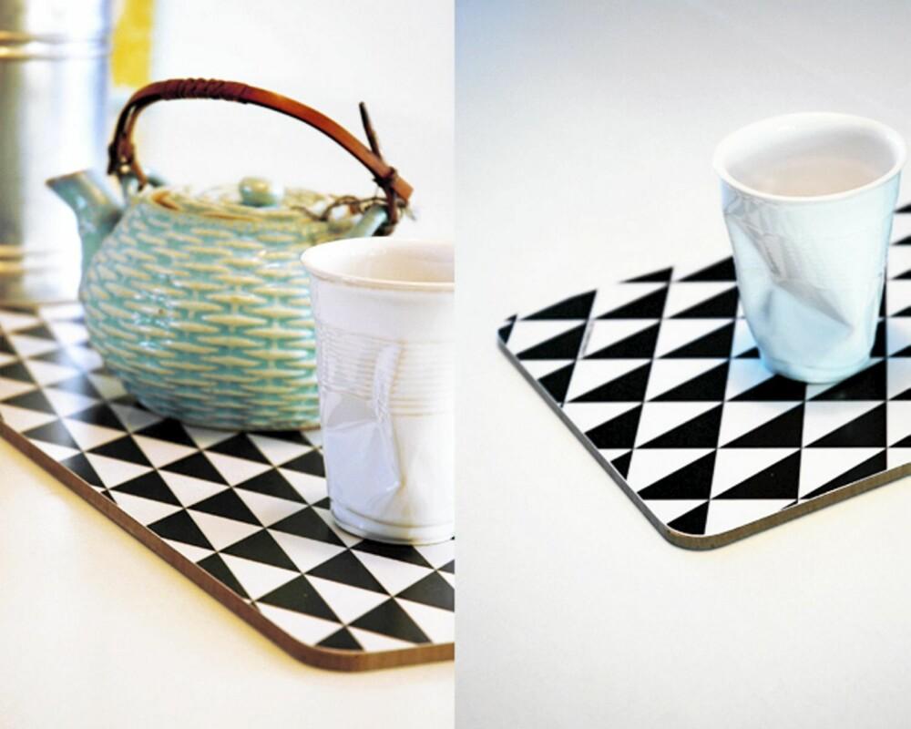 KERAMIKK: På Designtorget finner du ny og moderne design.