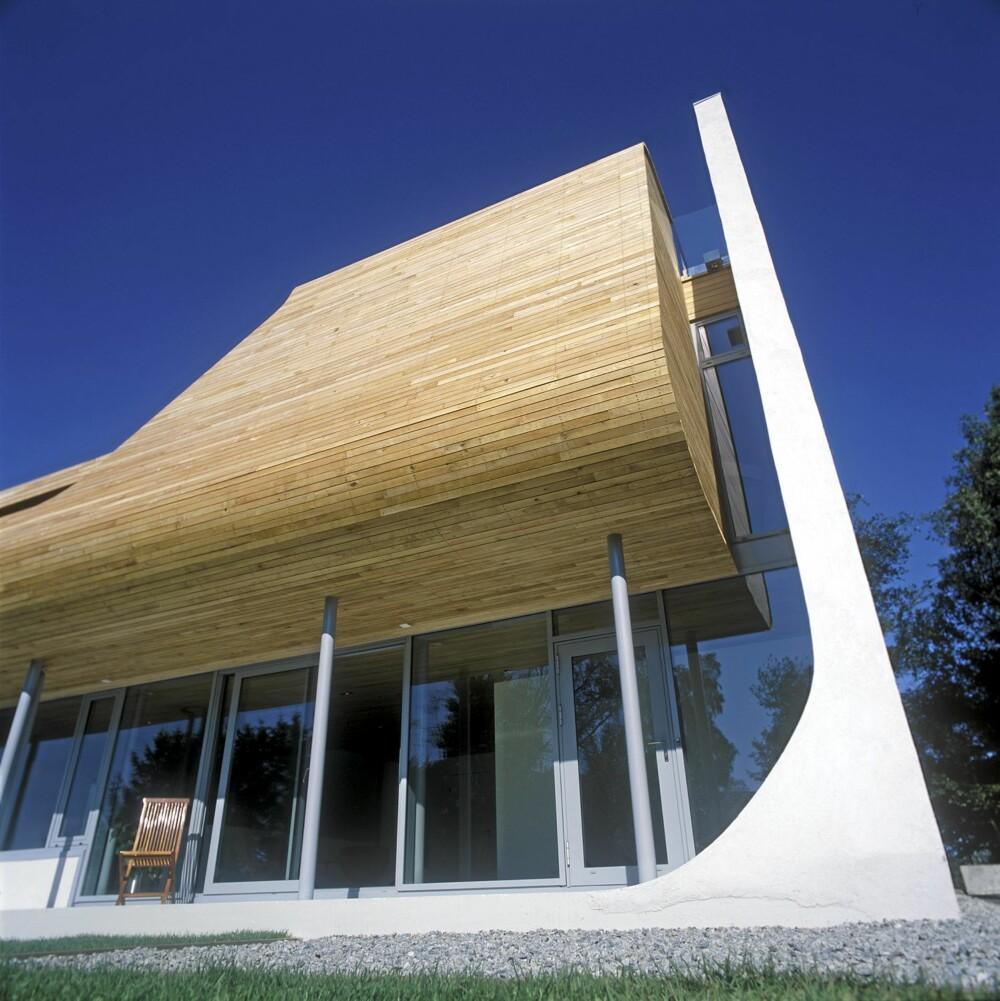 WOW: Er det mulig å forme hus på denne måten...
