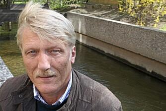 EKSPERTEN: Lars Gulbrandsen, daglig leder hos Fagrådet for våtrom.
