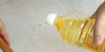 VOND LUKT: Sluk og vannlås kan ofte tørke ut dersom det ikke er jevnlig tilførsel av vann. Det er denne uttørkingen som fører til vond lukt. Matolje løser problemet.
