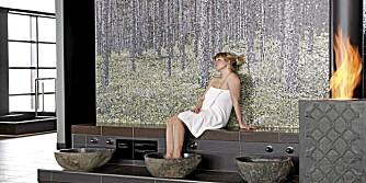 MOSAIKKSKOG: Et opphold på Quality Spa & Resort Norefjell har et drag av eventyr. Inne Design har gitt hotellet særpreg.