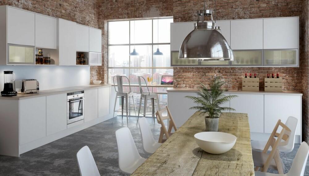 Helt nye Unngå kjøkkentabbene - Kjøkken CL-46