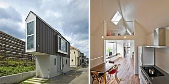 SMARTE SMÅHUS: Dette huset er på 29 m2. Utrolig, men sant.