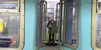 Ikeas stunt i metroen i Paris.