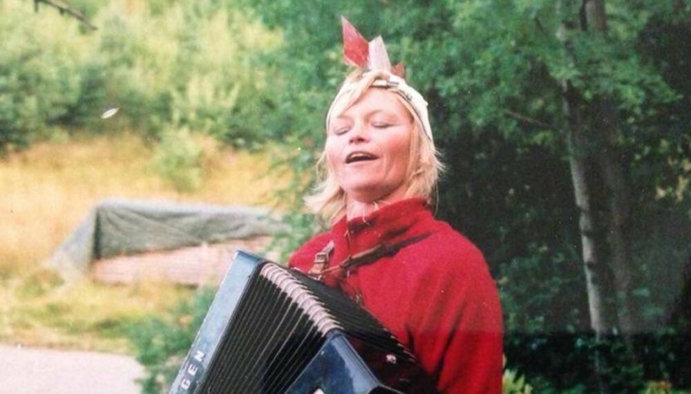 ANNE SOM HUN VAR: Dette bildet er tatt i 2005, før hun ble sperret inne i sin egen kropp.