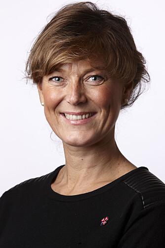 PRESS: Generalsekretær i Norske Kvinners Sanitetsforening, Grete Herlofson, tror merking av retusjert reklame kan bidra til at unge jenter opplever mindre press på å få perfekt kropp.