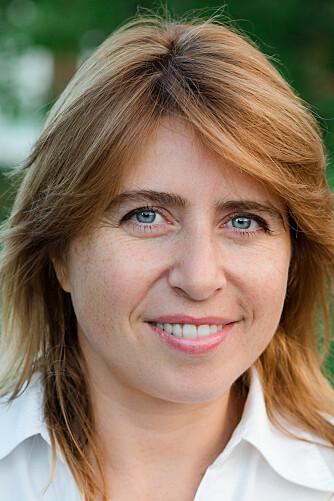 Til topps: Tatiana Iakovleva fikk hjelp til å søke om opprykk.