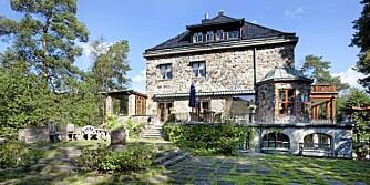 RIKTIG POSTNUMMER TIL SALGS: Bildet viser en villa på Gråkammen/Vettakollen med postnummer 0779. Dette huset ligger ute til salgs med en prisantydning på 29,5 millioner kroner. Huset har 21 soverom. Primærrom 825 kvm. Tomt 2 031 kvm.