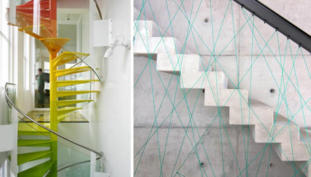 Disse trappene har du ikke sett maken til - Arkitektur 3c664b45639b4