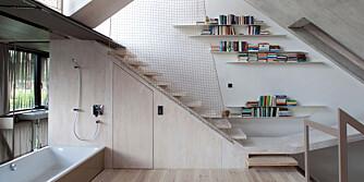 UNIKT: Dette huset i Berlin har mange løsninger du helt sikkert ikke har sett før.