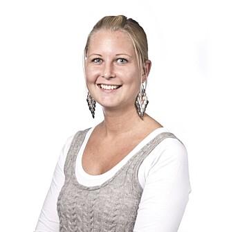 EKSPERT: Lena Furuberg, rådgiver i Teknologisk Institutt AS.