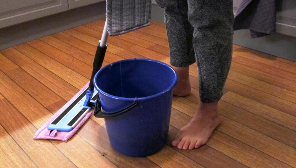 VASKETABBER: Fem vanlige rengjøringstabber mange begår.