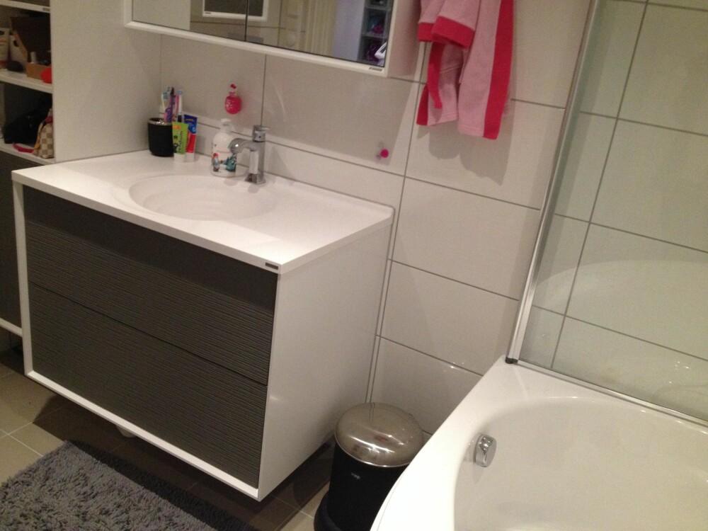 RENT BAD: Prioriter å vaske badet, det kommer gjestene garantert til å huske. FOTO: Trine Jensen