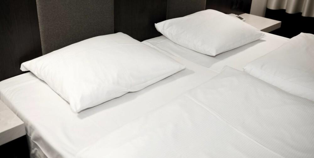 UNNGÅ MIDD: Midd er en kjent og uvelkommen gjenganger i norske senger, derfor er det lurt å være nøye med renholdet av sengetøyet ditt.