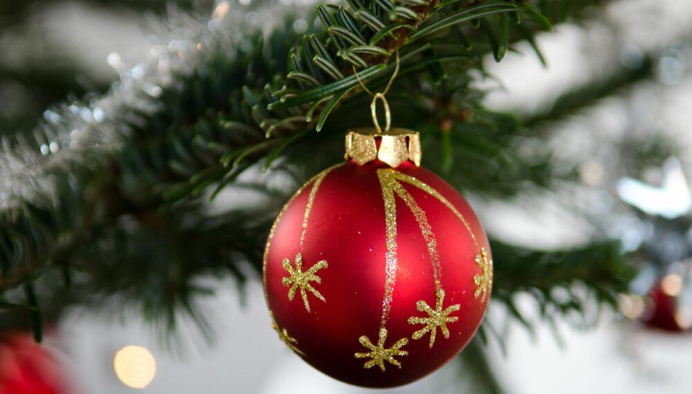 RYDDER UT: Når rydder du ut julen? Noen kan nesten ikke vente med å kaste ut treet, mens andre venter med å rydde bort julen til trettende- eller tjuendedags jul.