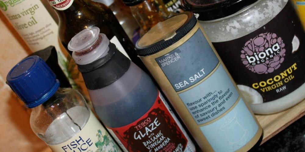 EM KLYPE SALT: Den er å finne på ethvert kjøkken. Men ikke alle vet hvor fint den funker til å gjøre rent også.
