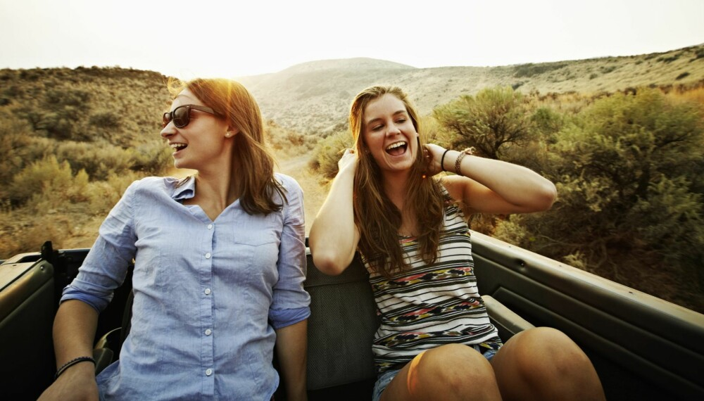 EKTE LYKKE: Penger brukt på noe du gleder deg til, gir mest lykke.