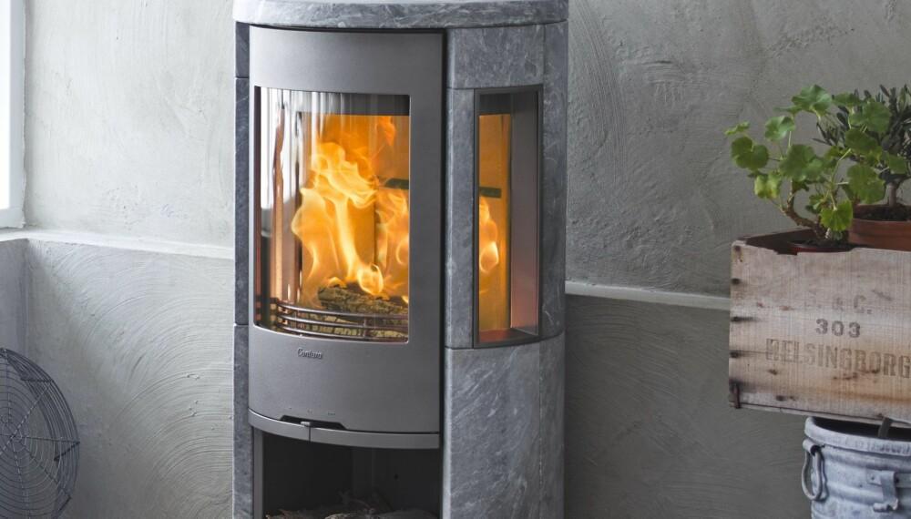 PEISOVN MED KLEBERSTEIN: Vær med i trekningen av den flotte modellen Contura 556T Style til en verdi av 24 000 kroner.