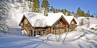 POPULÆRT OMRÅDE: Hytter i Sirdal hadde landets høyeste kvadratmeterpris i fjor med hele 29.054 kroner.