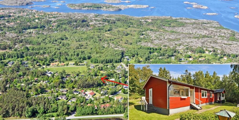 Til salgs: Soldattorpsvägen 4, Grebbestad. Pris 2 475 000 svenske kroner.