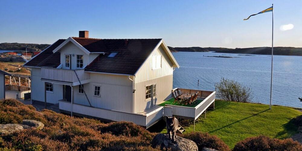 Til salgs: Sövallsvägen 85, Grebbestad. Pris 8 400 000 svenske kroner