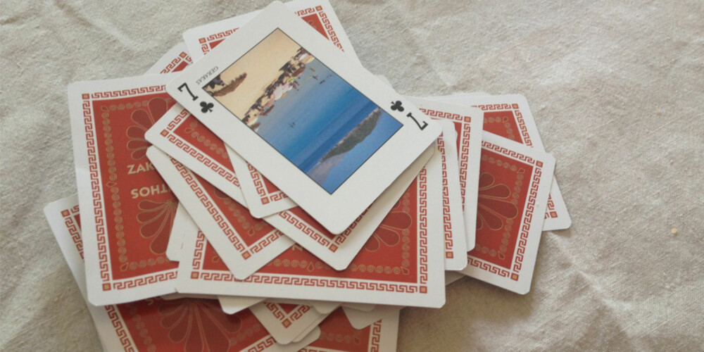ENKEL MORO: Dette kortspillet kan også barn være med på.