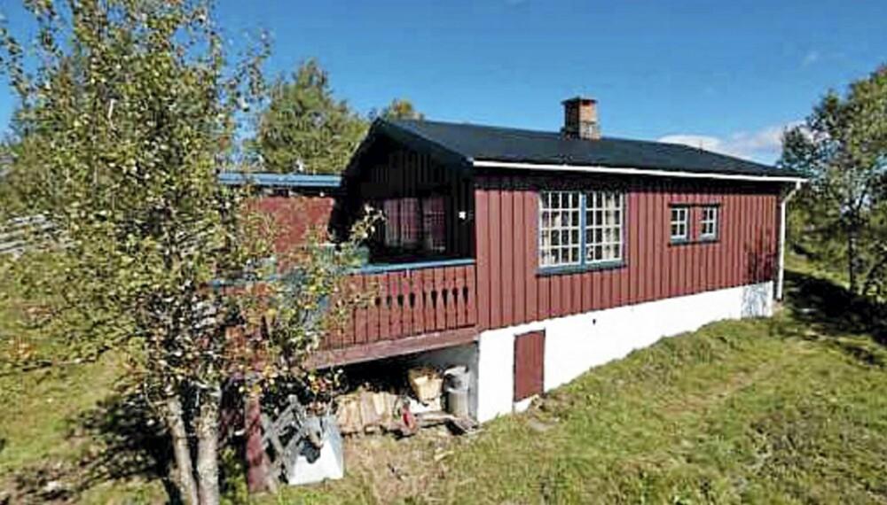 HYTTEDRØM PÅ FJELLET: Er du på jakt etter en greit rimelig hytte til vinteren. Det finnes godt over 450 tilgjengelig på markedet med prislapp under 1,5 millioner. Denne ligger på Søndre Fjellstølen i Valdres.