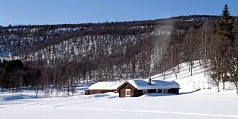 HYTTEDRØMMEN: Drømmen om hytte på fjellet er oppnåelig for flere.