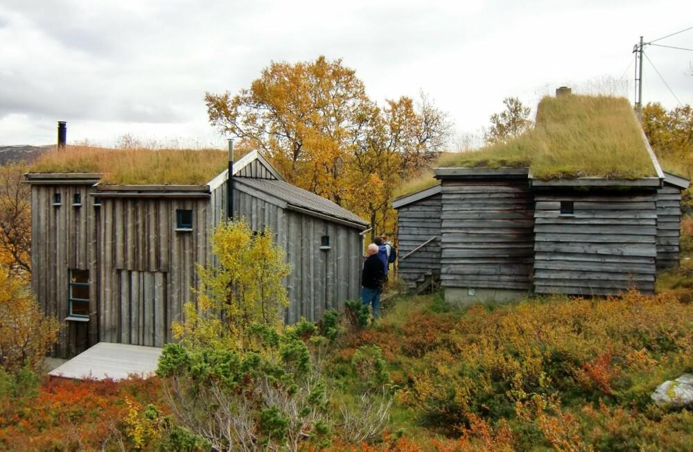 2. PLASS: Ragnar Osnes med hytte i Valdres vinner et gavekort fra Kid Interiør på 10 000 kroner og en dokkingstasjon Geneva fra Neby HiFi. Premien har en totalverdi på 15 500 kroner.