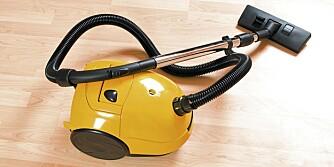GLEM STØRRELSEN: En kraftig støvsuger behøver nødvendigvis ikke være en god støvsuger.