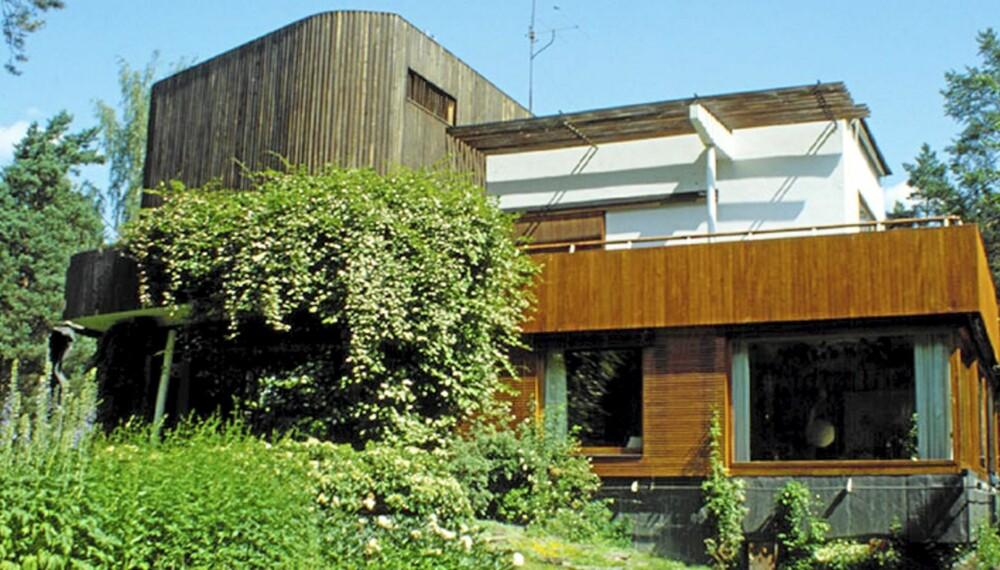 ET STILIKON: Verdensberømte Villa Mairea