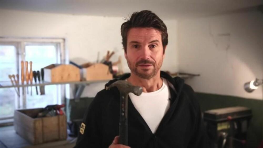 Bedre grep med hammeren: Med dette smarte trikset glipper ikke hammeren så lett.
