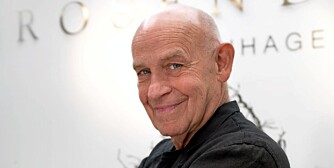MULTIKUNSTNER: Ole Kortzau er arkitekten som ble designer og kunstner.