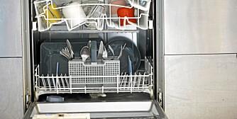VALG AV OPPVASKMASKIN: Innredningen er noe av det viktigste når forbrukere skal kjøpe oppvaskmaskin.