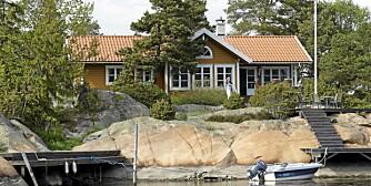 Sommerhytta på Asmaløy, Hvaler.