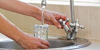 KOMMUNALE GEBYRER: Det skiller 14 000 kroner mellom den dyreste og rimeligste kommunen, og det er vann og kloakk som sørger for forskjellen.