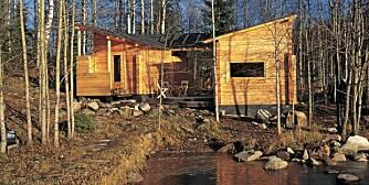 Finsk badstue, arkitekt Seppo Häkli