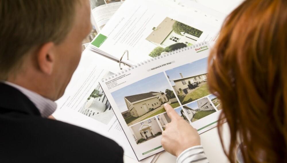 MISFORNØYDE: I følge HELP forsikring klager 1 av 4 på boligkjøpet.
