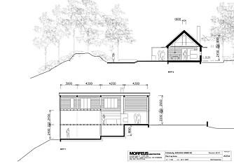 Plan hytte