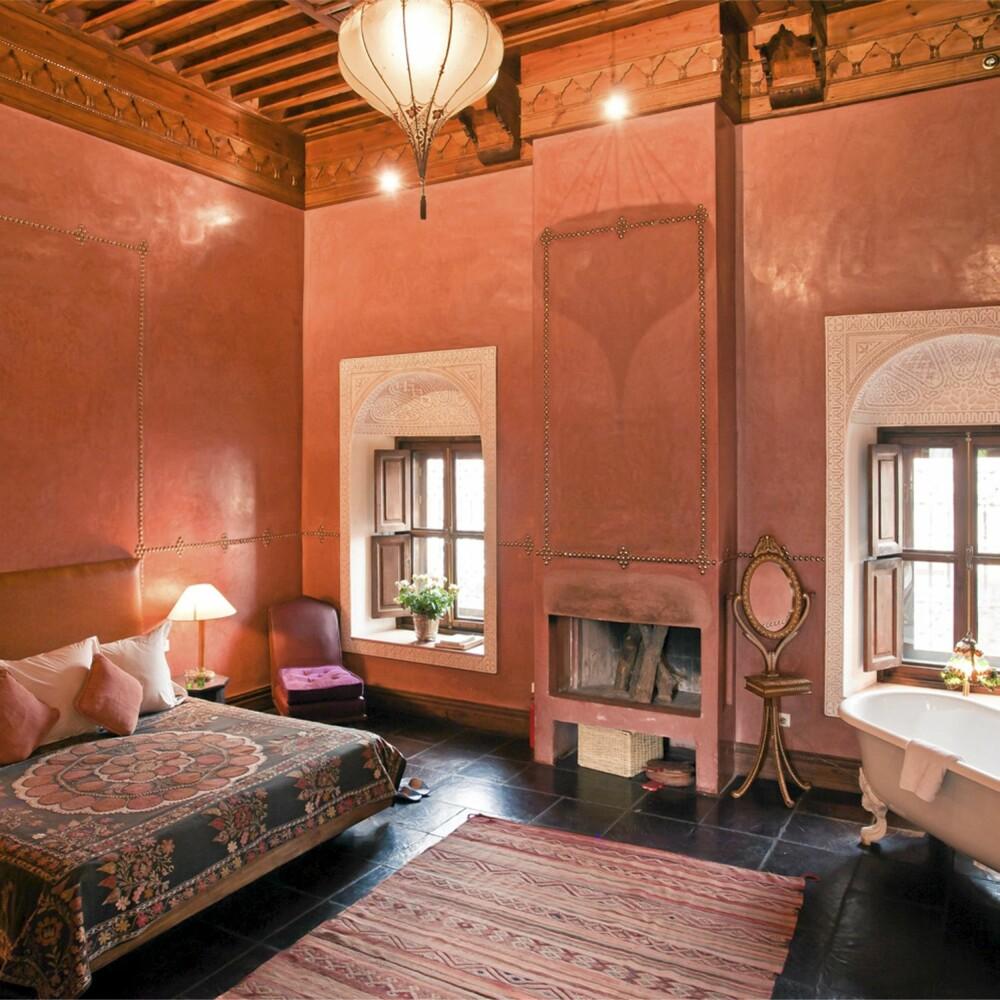 ØSTENS MYSTIKK: Reise til Riad el Fenn om du vil føle deg som del av et arabisk eventyr.