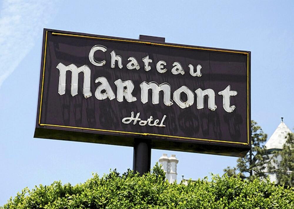 BERØMT OG BERYKTET: Det er umulig å ikke la seg facinere av den sexy historien til über-kule Chateau Marmont.