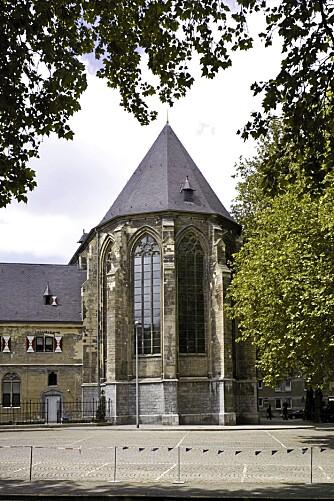 FRA KLOSTER TIL HOTELL: Det gamle klosteret er i dag blitt et vakkert massivt hotellkompleks med 60-rom, konferanserom, butikk og kaffebar.