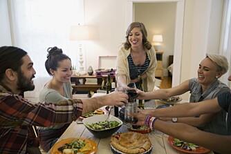 BASE CAMP: Boligen er en «base camp»for våre venner og vår nettverk. Ved å invitere venner hjem får du en anledning til å vise fram boligen din.